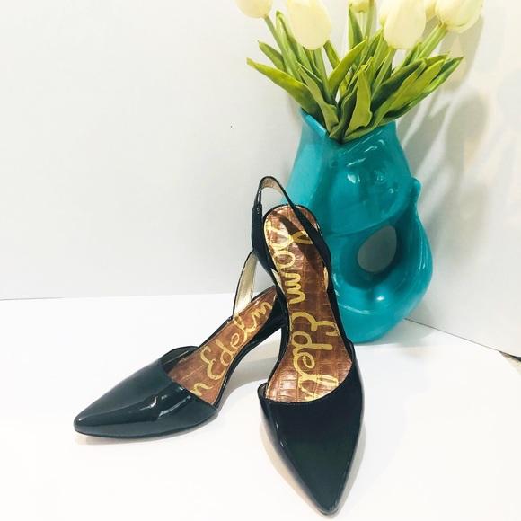 Sam Edelman Shoes - Sam Edelman Slingback Heels. Size 7M